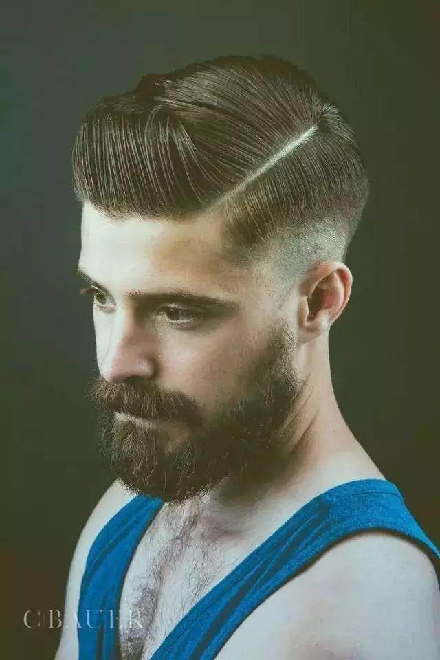 男生冬天洗头太冷,那就剪个容易打理的发型