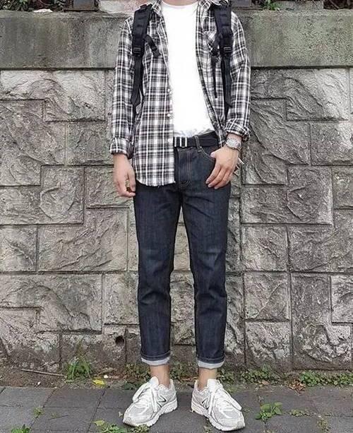 身高170的男生该如何穿衣服才能显高10cm?